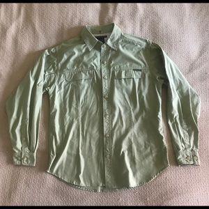 Exofficio women's vented hiking shirt